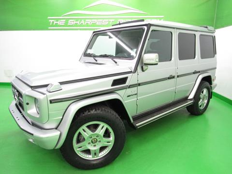 2003 Mercedes-Benz G-Class for sale in Englewood, CO