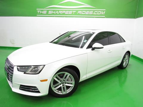 2017 Audi A4 for sale in Englewood, CO