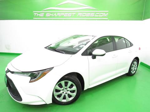 2020 Toyota Corolla for sale in Englewood, CO