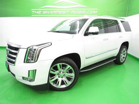 2016 Cadillac Escalade for sale in Englewood, CO