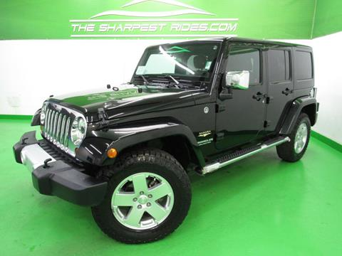 2012 Jeep Wrangler Unlimited for sale in Englewood, CO