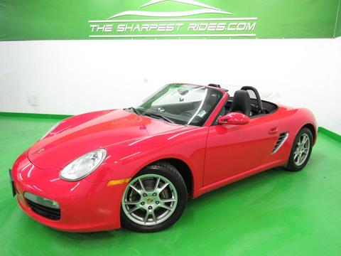 2006 Porsche Boxster for sale in Englewood, CO