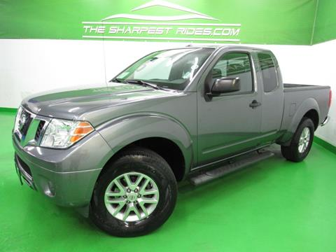2016 Nissan Frontier for sale in Englewood, CO