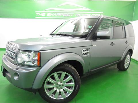 2013 Land Rover LR4 for sale in Englewood, CO