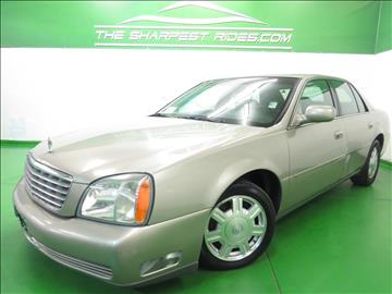 2004 Cadillac DeVille for sale in Englewood, CO
