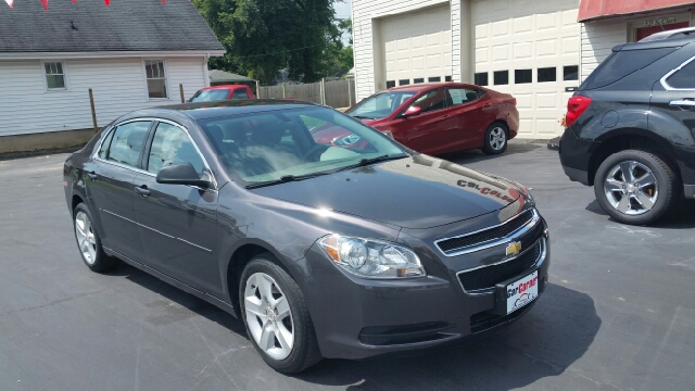 2012 Chevrolet Malibu LS Fleet 4dr Sedan - Mexico MO