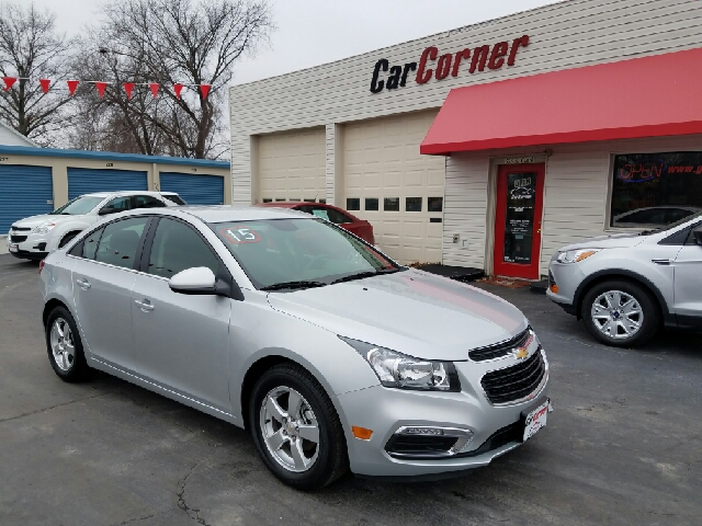 2015 Chevrolet Cruze 1LT Auto 4dr Sedan w/1SD - Mexico MO