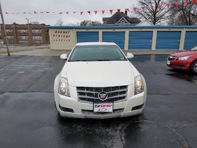 2009 Cadillac CTS 3.6L V6 4dr Sedan w/ 1SA - Mexico MO