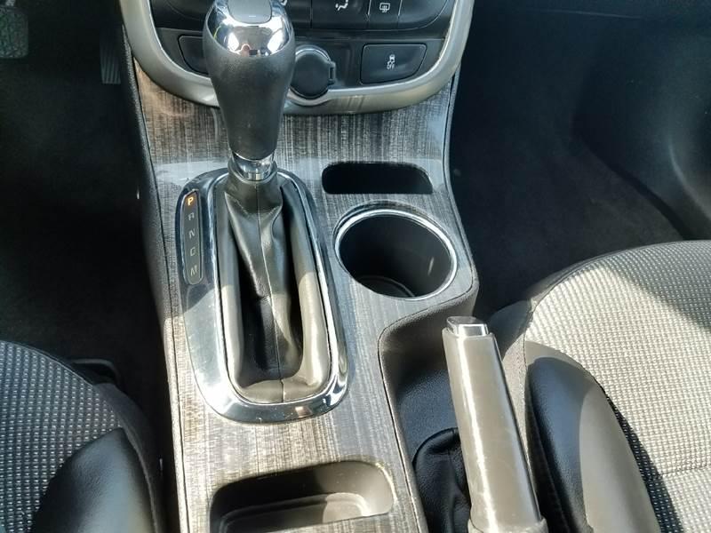 2016 Chevrolet Malibu Limited LT 4dr Sedan - Mexico MO