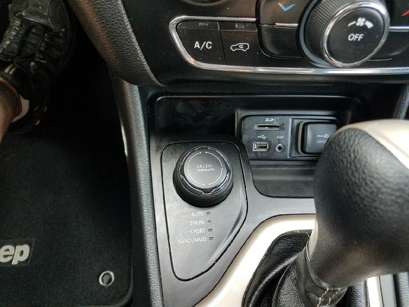 2016 Jeep Cherokee 4x4 Latitude 4dr SUV - Mexico MO