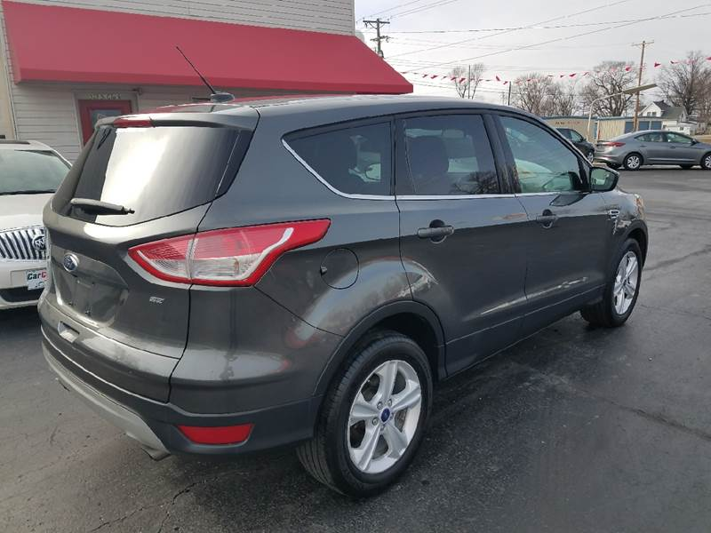 2016 ford escape se 4dr suv in mexico mo - car corner