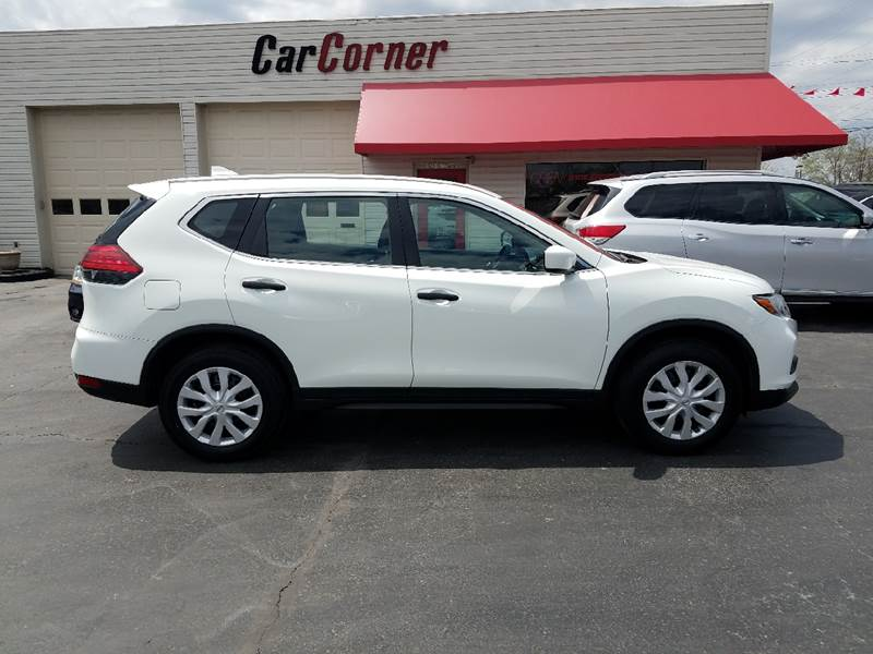 2017 Nissan Rogue for sale at Car Corner in Mexico MO
