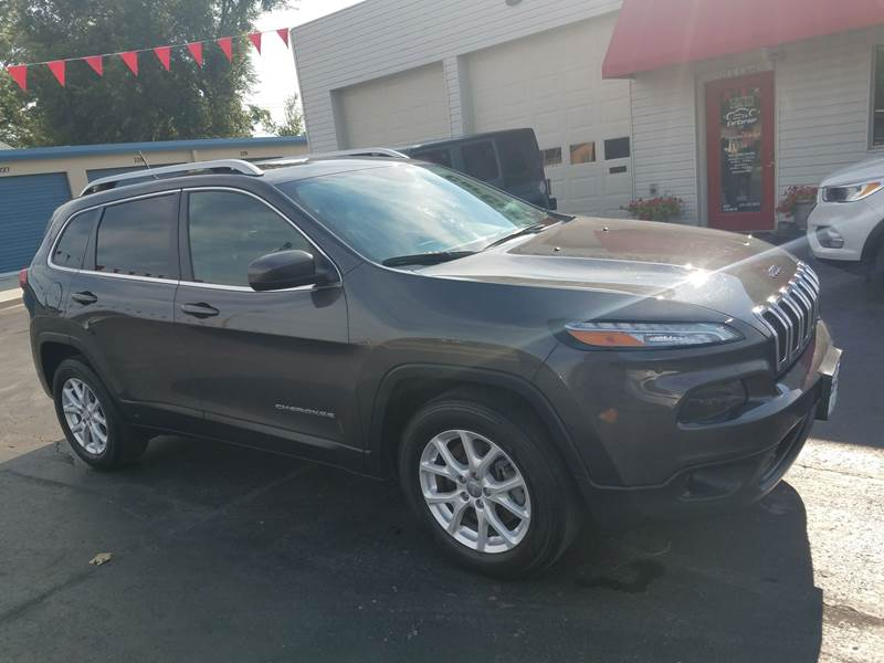 2015 Jeep Cherokee for sale at Car Corner in Mexico MO