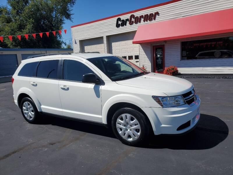 2018 Dodge Journey SE 4dr SUV - Mexico MO