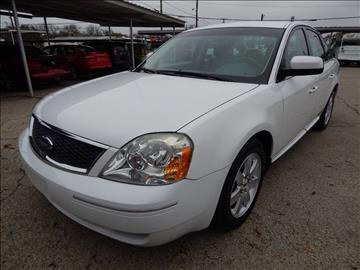 2006 Ford Five Hundred for sale in Cleburne, TX