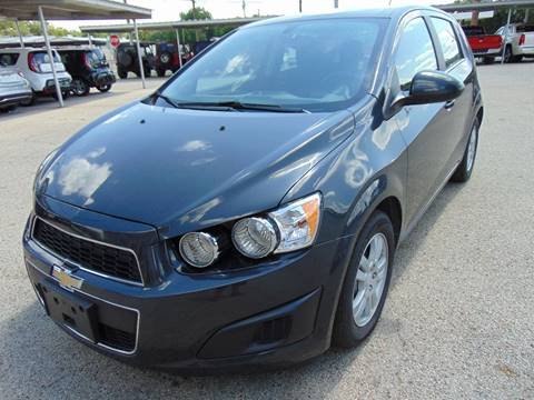 2015 Chevrolet Sonic for sale in Cleburne, TX