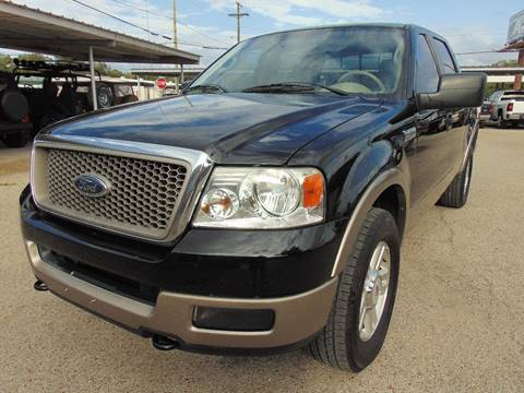 2005 Ford F-150 for sale in Cleburne, TX