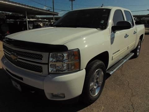 2013 Chevrolet Silverado 1500 for sale in Cleburne, TX