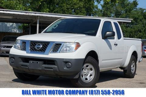 2015 Nissan Frontier for sale in Cleburne, TX