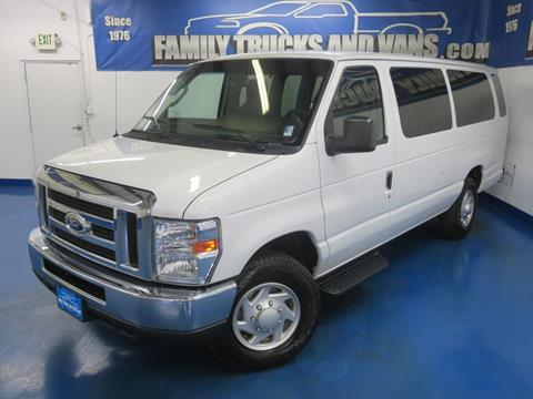 2014 Ford E-Series Wagon for sale in Denver, CO