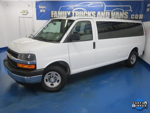 2017 Chevrolet Express Passenger for sale in Denver, CO