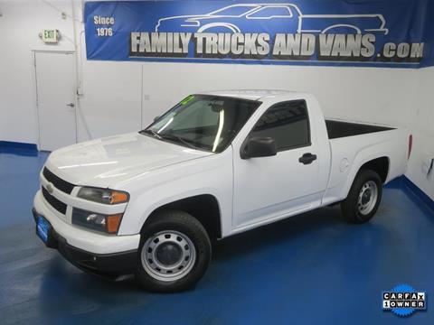 2012 Chevrolet Colorado for sale in Denver, CO