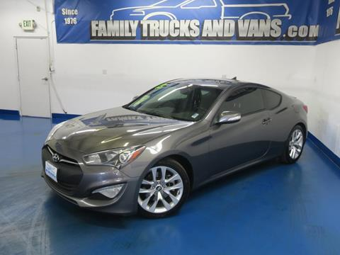 2013 Hyundai Genesis Coupe for sale in Denver, CO