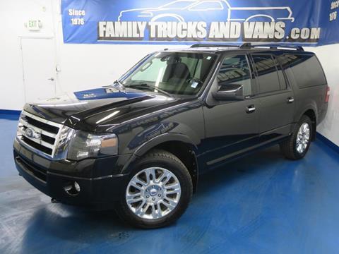 2011 Ford Expedition EL for sale in Denver, CO