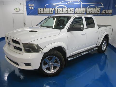 2011 RAM Ram Pickup 1500 for sale in Denver, CO