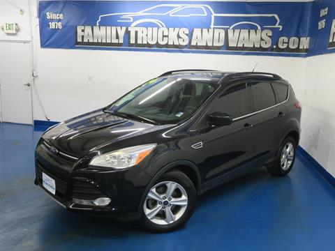 2014 Ford Escape for sale in Denver, CO