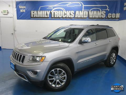 2016 Jeep Grand Cherokee for sale in Denver, CO