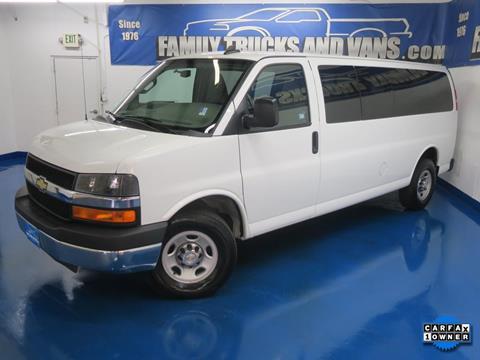 2016 Chevrolet Express Passenger for sale in Denver, CO