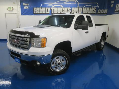 2013 GMC Sierra 2500HD for sale in Denver, CO