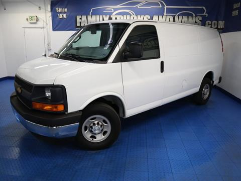 2017 Chevrolet Express Cargo for sale in Denver, CO