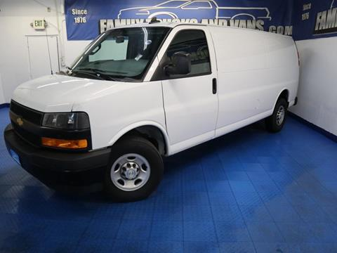 2019 Chevrolet Express Cargo for sale in Denver, CO