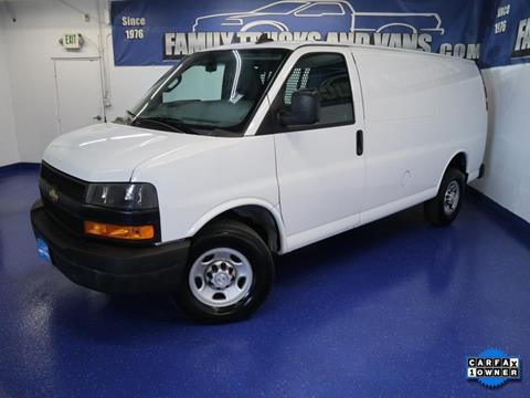 2019 Chevrolet Express Cargo for sale in Denver, CO