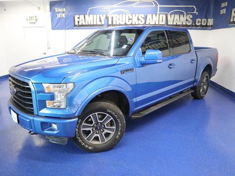 2016 Ford F-150 for sale in Denver, CO