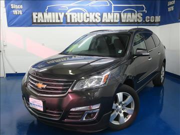 2015 Chevrolet Traverse for sale in Denver, CO