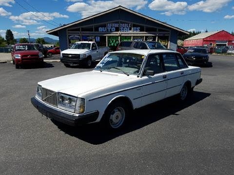1984 Volvo 240 for sale in Post Falls, ID