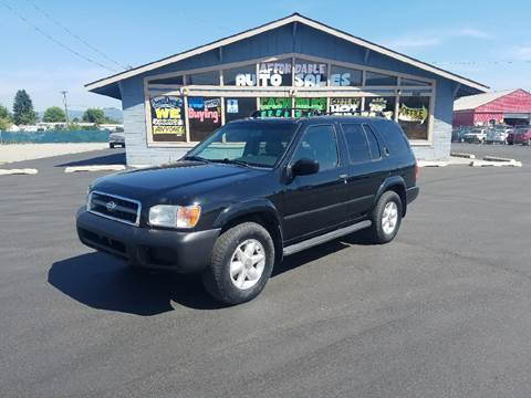 2000 Nissan Pathfinder for sale in Post Falls, ID