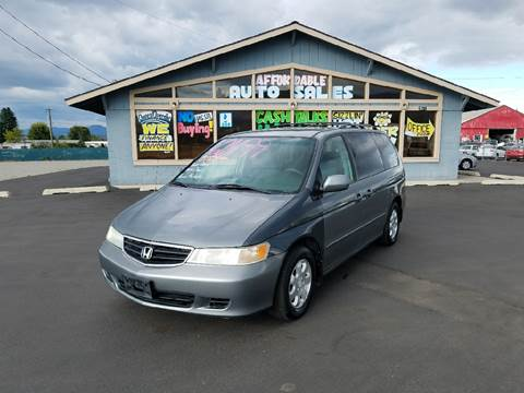 2002 Honda Odyssey for sale in Post Falls, ID