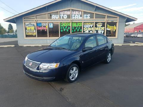 2007 Saturn Ion for sale in Post Falls, ID