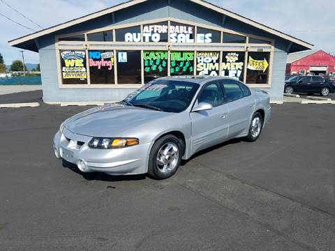 2001 Pontiac Bonneville for sale in Post Falls, ID
