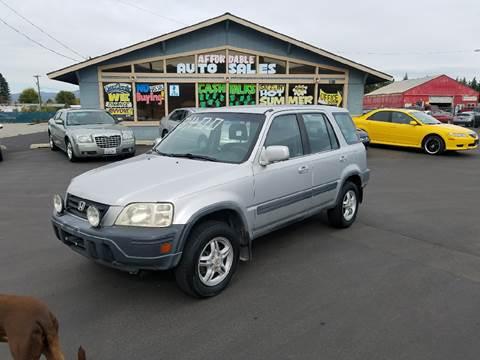 1999 Honda CR-V for sale in Post Falls, ID