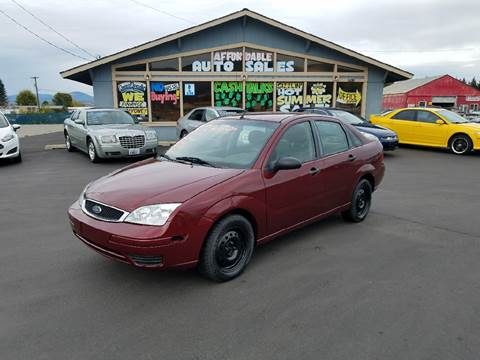 2007 Ford Focus for sale in Post Falls, ID