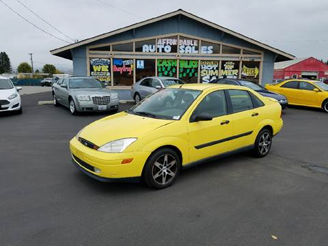2001 Ford Focus for sale in Post Falls, ID