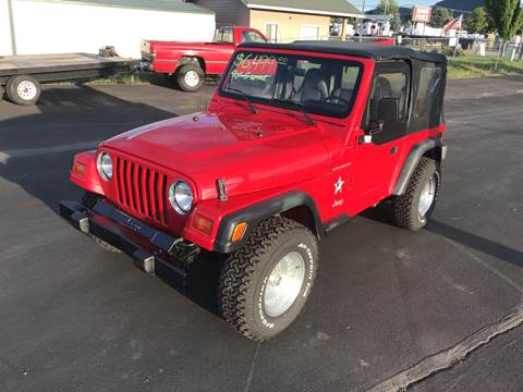1998 Jeep Wrangler for sale in Post Falls, ID