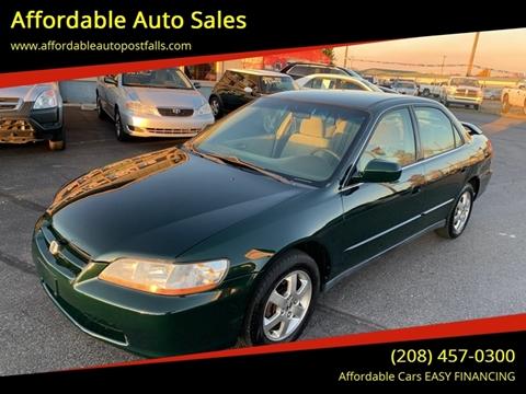 2000 Honda Accord for sale in Post Falls, ID
