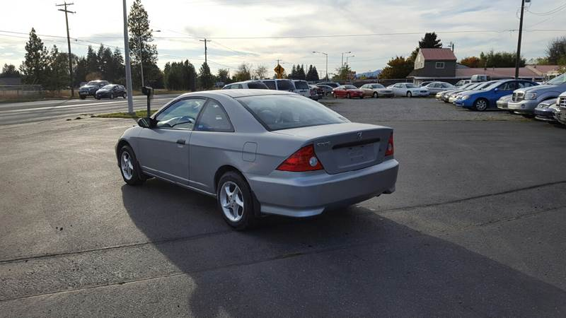 2004 Honda Civic Value Package 2dr Coupe In Post Falls Id