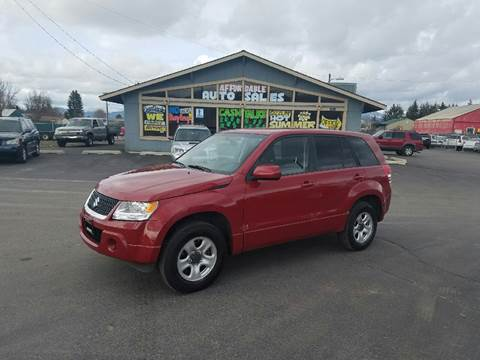 2011 Suzuki Grand Vitara for sale in Post Falls, ID